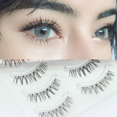 False Eyelashes, for women, Natural, Princess