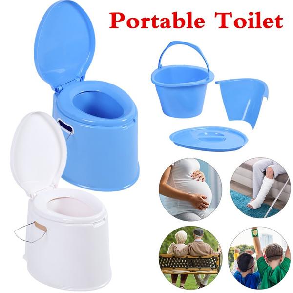 toilet, Bathroom, Mobile, elderlytoilet