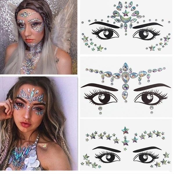 Fashion, eye, Jewelry, Eye Makeup