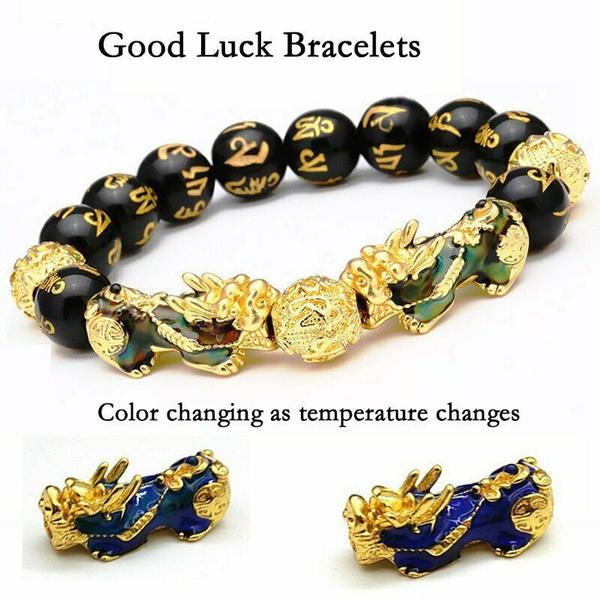 wealth, gold, unisex, Bracelet