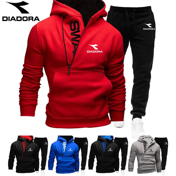 pullovermen, Outdoor, runningsweatsuit, outdoortracksuit