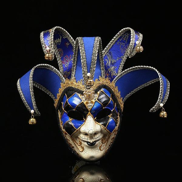 halloweenmask, clownmask, horrormask, party