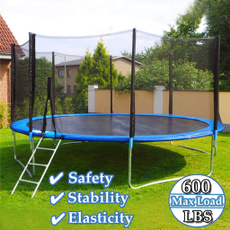 padded, trampoline, trampolinewithenclosure, trampoline10ft
