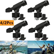 fishingrodholder, fishingrodstand, kayakingfishingbracket, fishingbracketwithscrew