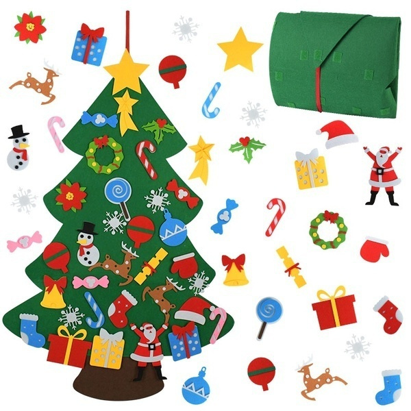 Christmas, Tree, Ornament, kidsgift