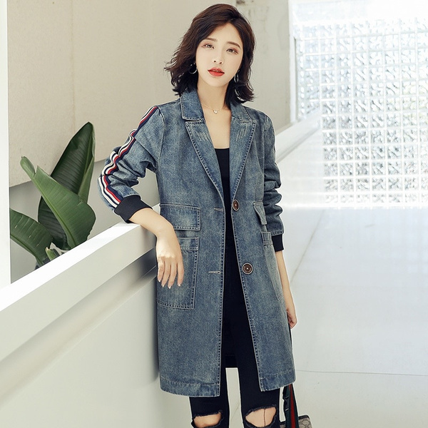 casaco, trench, Coat, mujer