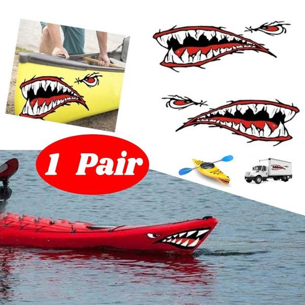 Car Sticker, Outdoor, kayakaccessorie, canoe
