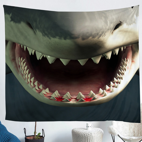 Home & Kitchen, Shark, art, Home
