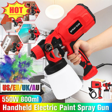 latex, Electric, 800mlminispraygun, Cars