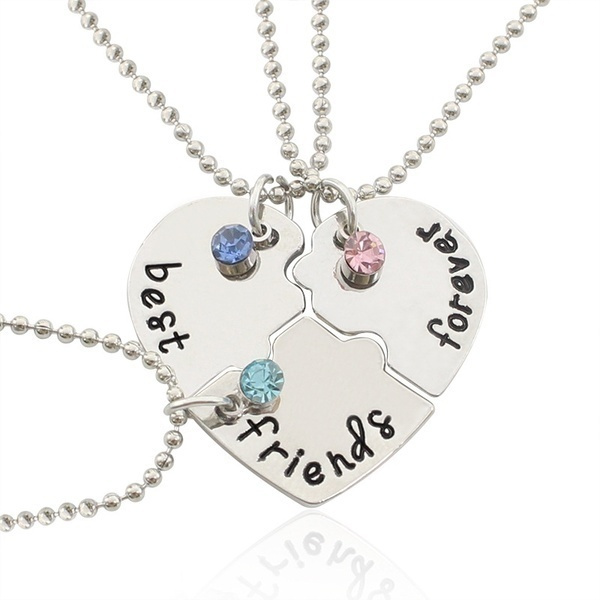 Heart, Jewelry, Gifts, sisternecklace