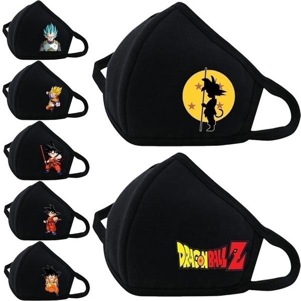 gokumask, dragonballmask, Breathable, dragonballzmask