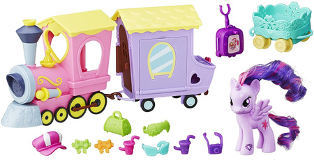 Train, Toy, pony, EXPRESS