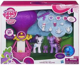 Magic, Balloon, pony