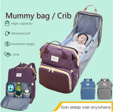 mummytravelbackpack, mummybag, Waterproof, Backpacks