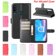 case, alcatel1s2019case, leather, alcatel3v2019case