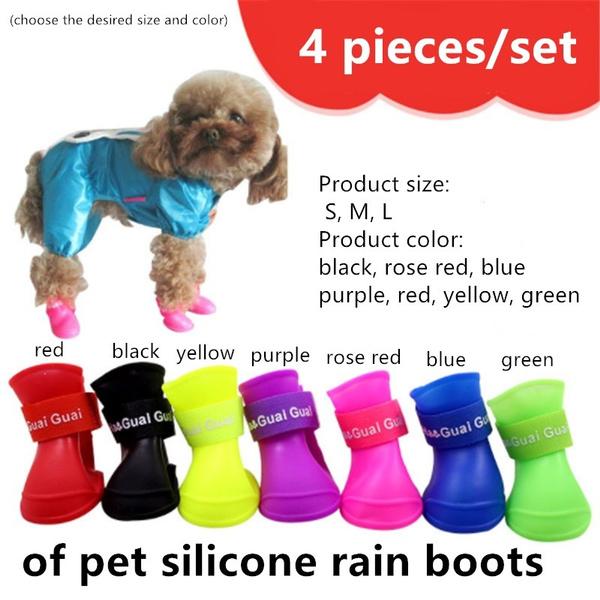 non-slip, Outdoor, pet boots, Waterproof
