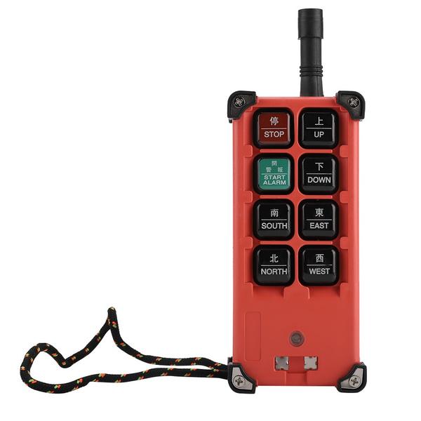 Heavy, cranewirelessremotecontrol, Remote Controls, 8keycranetransmitter