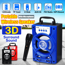 Stereo, Outdoor, Wireless Speakers, bluetooth speaker