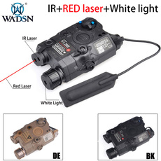 Flashlight, Laser, riflelaser, IR