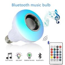 wirelessmusicplaying, rgbledbulb, led, spotlightlamp