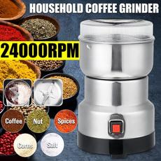 Steel, coffeemill, coffeegrinder, Stainless Steel