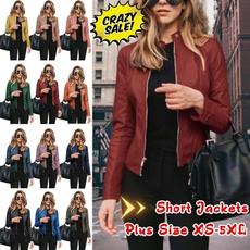 motorcyclejacket, Fashion, Sleeve, chaquetasdemujer