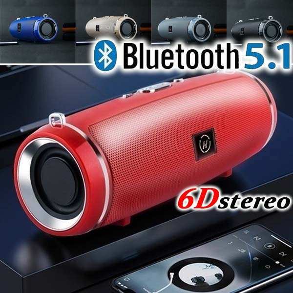 Mini, stereospeaker, Sport, 360surroundsound