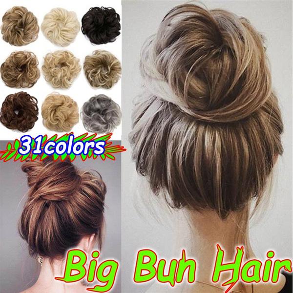hairchignon, hairbun, womenhairpiece, wigscrunchie