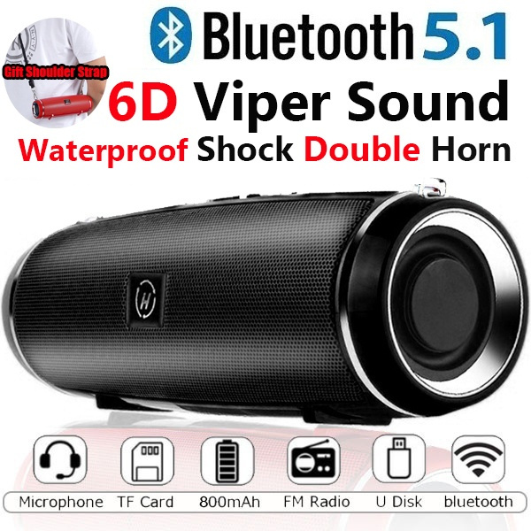 Mini, Outdoor, Waterproof, Consumer Electronics