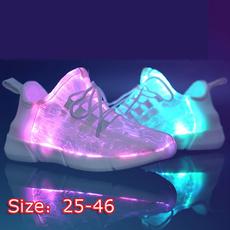 ledshoe, Sneakers, zapato, menledshoe