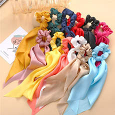 streamerhairtie, Fashion, Satin, Elastic