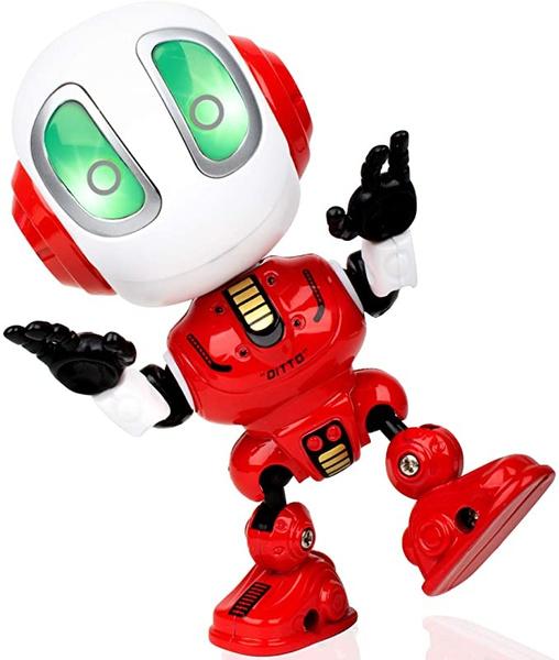 lumière, robotjouet, led, Mini