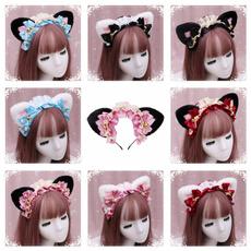 lolitaaccessory, lolitahairpin, catearhairband, Lolita fashion