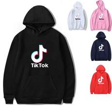 hooded, sports hoodies, Tops, Casual