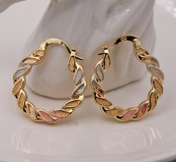 bighoopearring, gold, wedding earrings, 18kgoldhoopearring