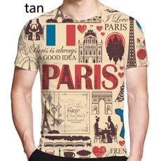 Tees & T-Shirts, Sleeve, Cool T-Shirts, newspaperprint