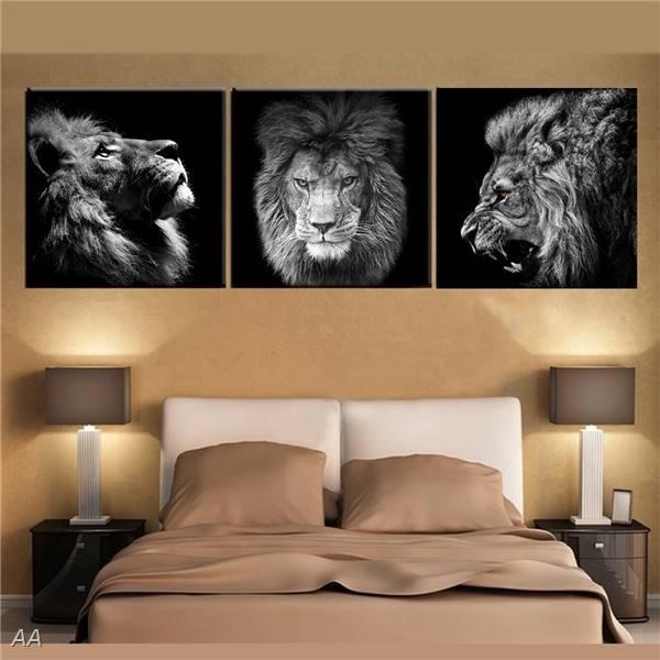 beautifulpicture, Modern, Wall Art, lionking