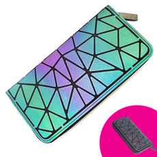 coolwalletdesign, Holographic, longwalletwomen, fashion wallets for women
