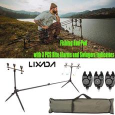 fishingrodholder, fishingpolestand, fishingcarprodpod, stainlessironbankstick