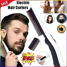 beardstraightener, beardcurler, Health & Beauty, curlingtool