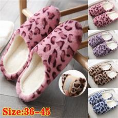棉花, 冬季, Indoor Slippers, Winter Slippers