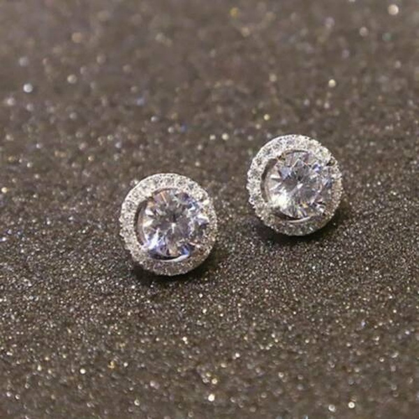 womengift, Fashion, Jewelry, Stud Earring