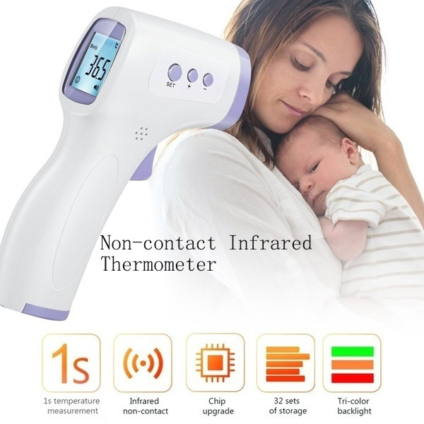 babytemperaturegun, fever, Laser, Temperature