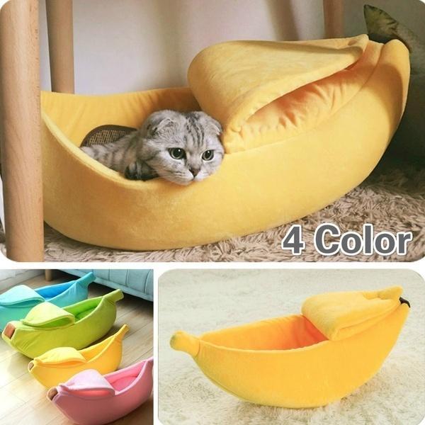 Pet Bed, Cat Bed, Pets, house