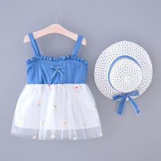 Princess, chiffon, Lace, Dress