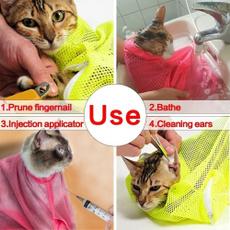 catwashbag, Beauty, catbath, Pets