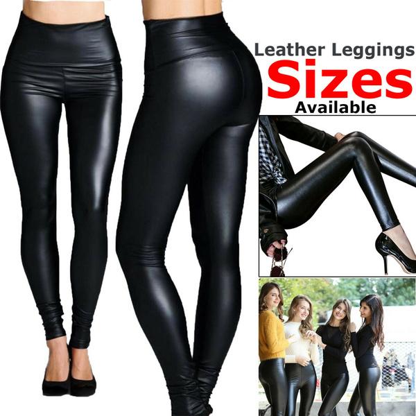 Leggings, Sport, high waist, pants