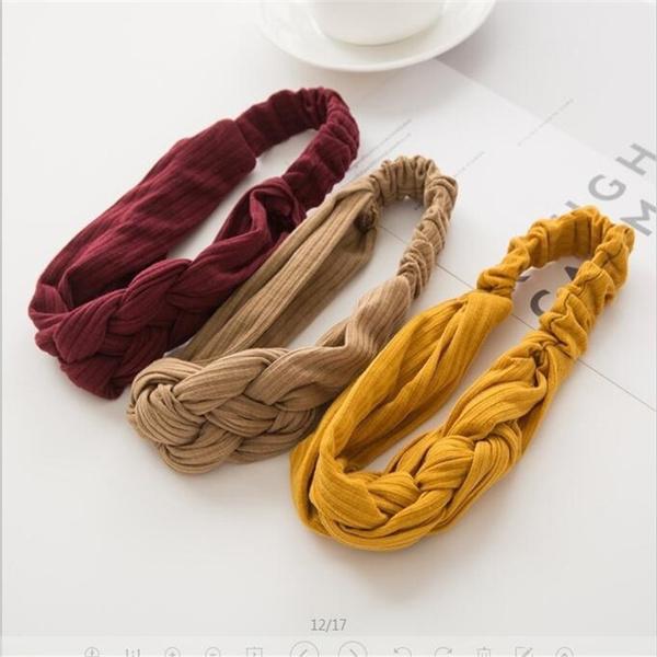 Fashion, headdress, cottonheadband, Tops