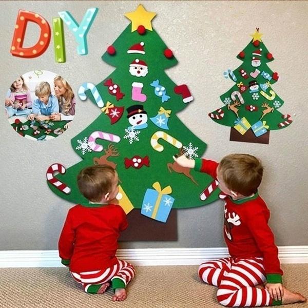 Door, Christmas, Home & Living, Tree