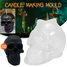 mould, Baking, skull, Silicone